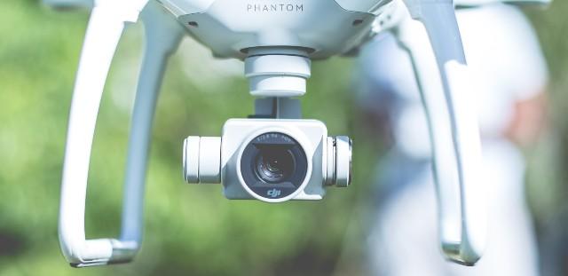 Grabacion con dron Eserver
